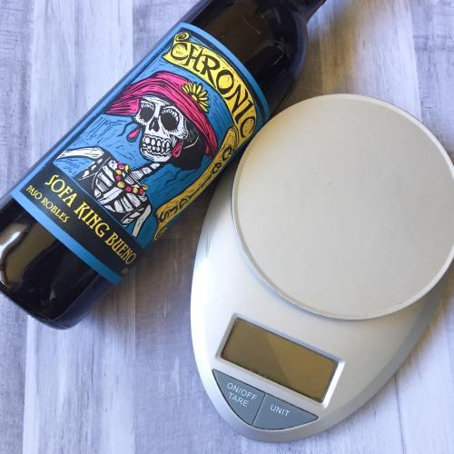 Tracking Alcohol Macros
