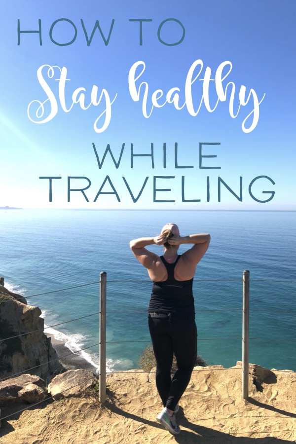 These 3 steps help me maintain my healthy lifestyle while I am traveling. This enables me to enjoy my vacation while keeping my goals in mind! #healthy #travel