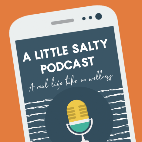 a little salty podcast