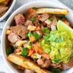 California Burrito Bowl: Paleo & Whole30