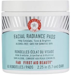 first aid beauty facial radiance