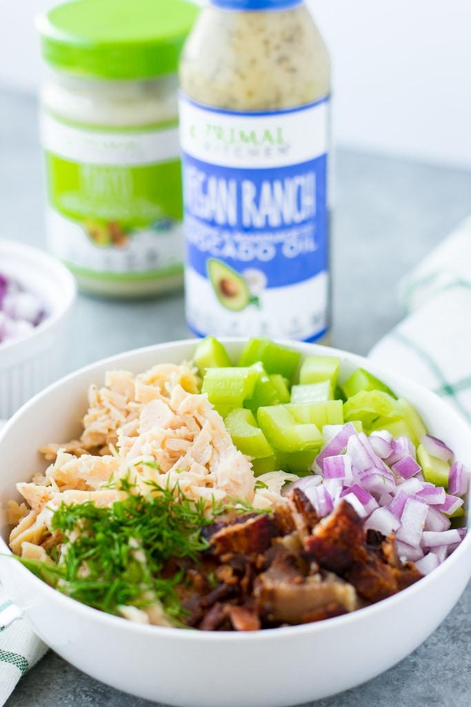 whole30 chicken salad ingredients