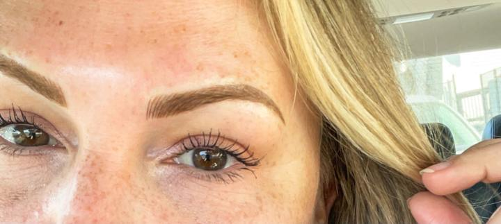 micro blading touch up appt