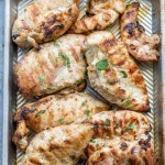 The Best Easy Grilled Chicken