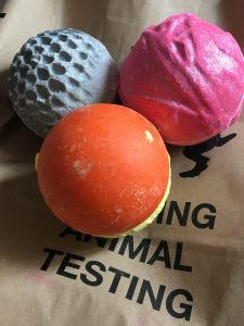 Mini Lush Haul and Review