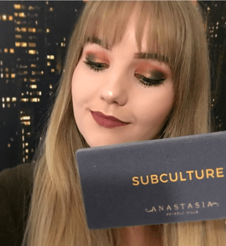 Anastasia Beverly Hills Subculture Review!