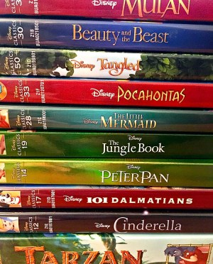 My Top 10 Disney Movies