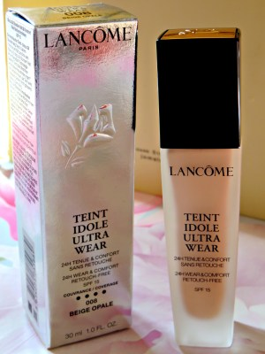 Lancome Teint Idole Foundation Review