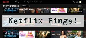 Netflix Binge!