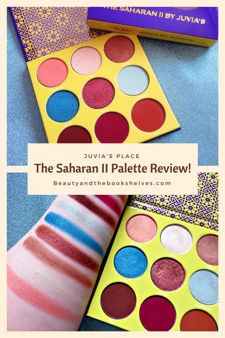 Saharan palette