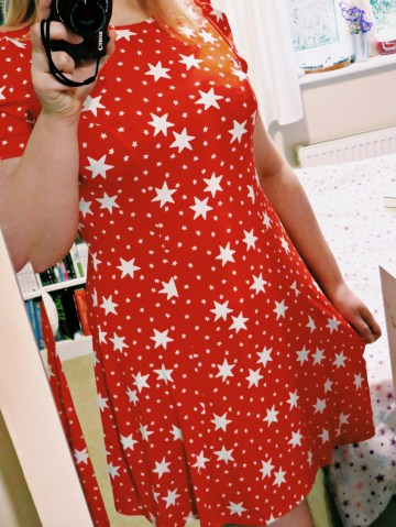 Starry dress