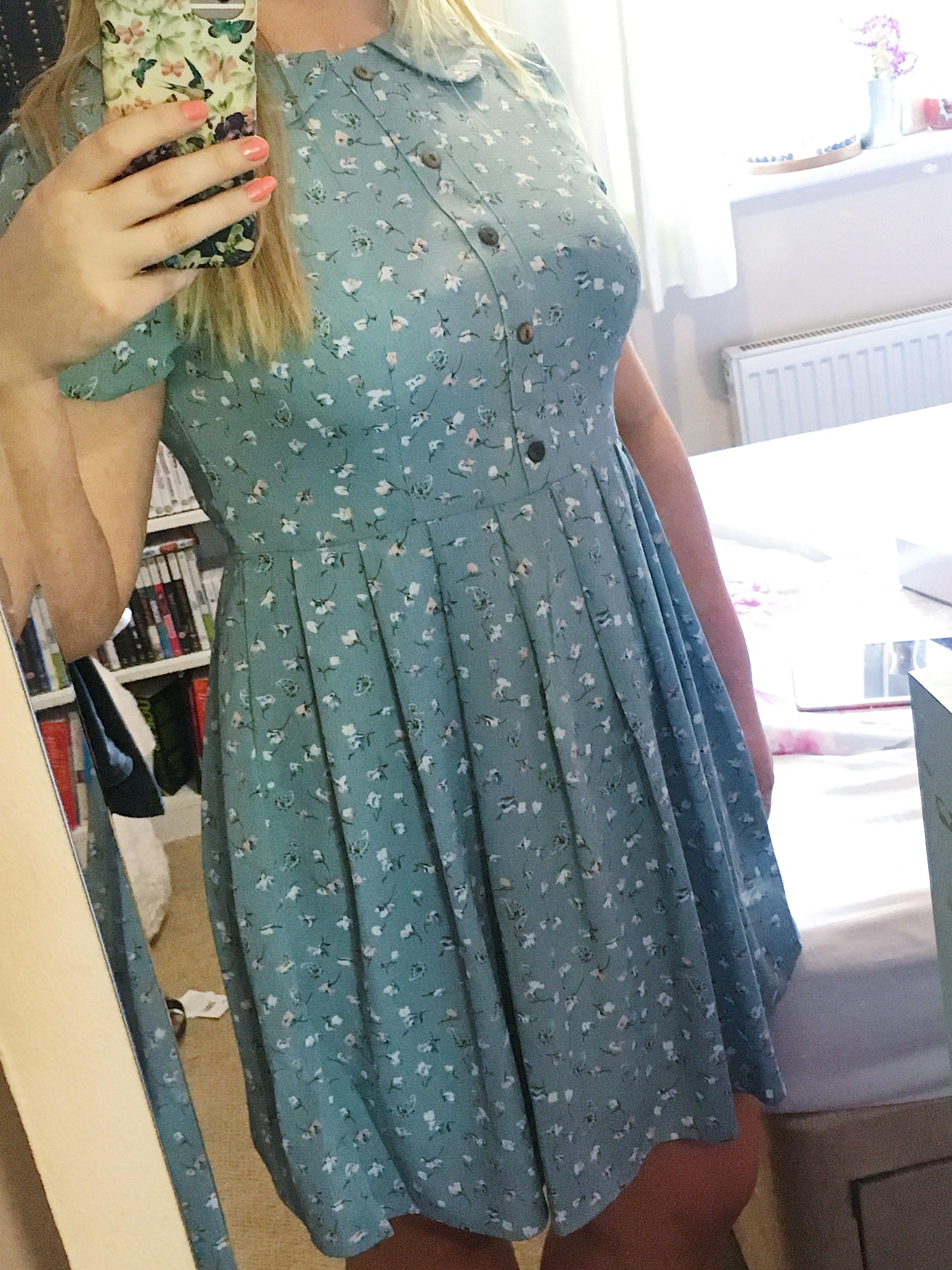 Goldkid dress