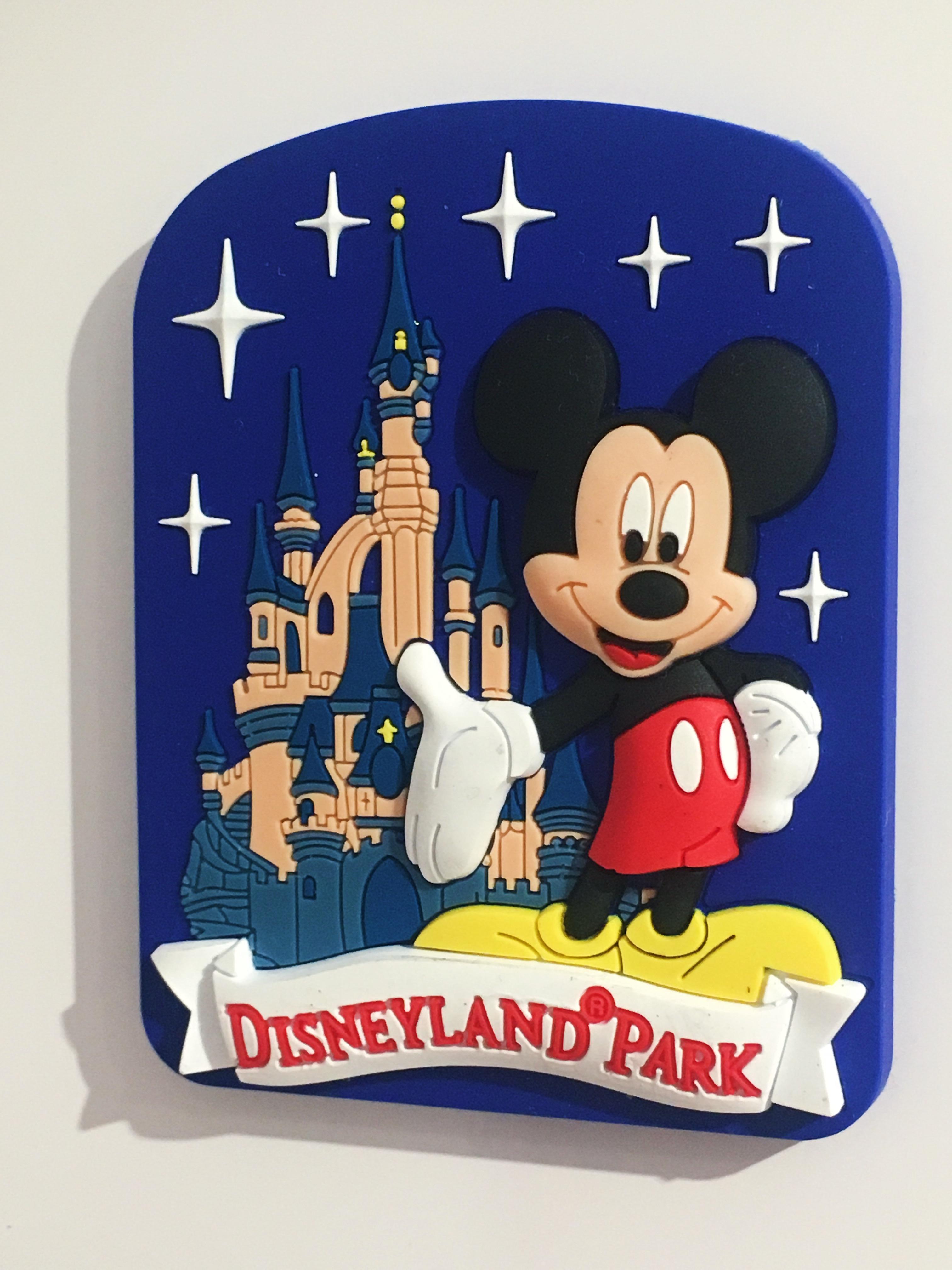 Disney magnet