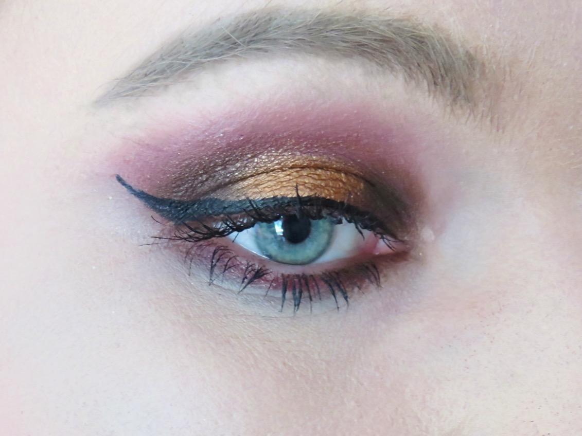 Born to Run makeup look