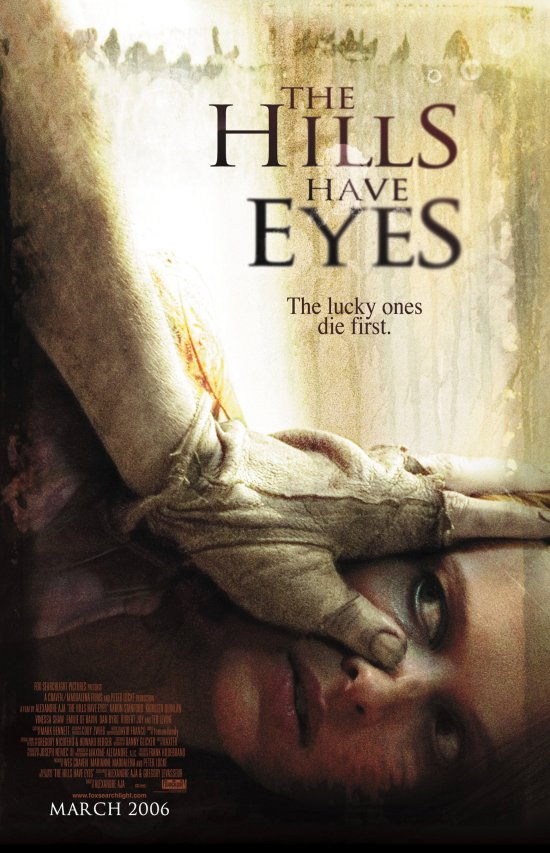 The Hills Have Eyes - Scariest Movies