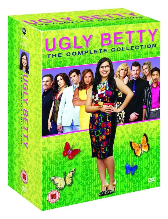 Ugly Betty Box Set - Birthday Wishlist