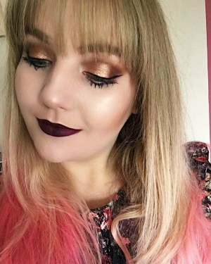 Classic Autumn Makeup Look