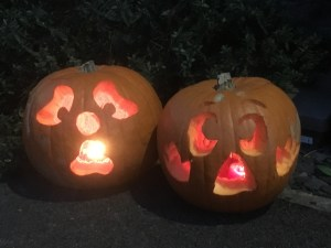 Pumpkin Carving 2018