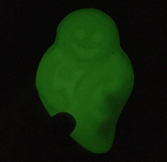 Ghost in the Dark - Lush Halloween