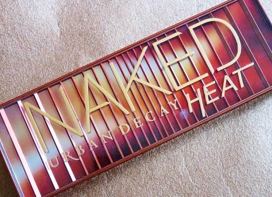 Urban Decay Naked Heat Autumn Eyeshadow Palettes