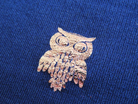 Oasis Owl Jumper - what I got for my birthday