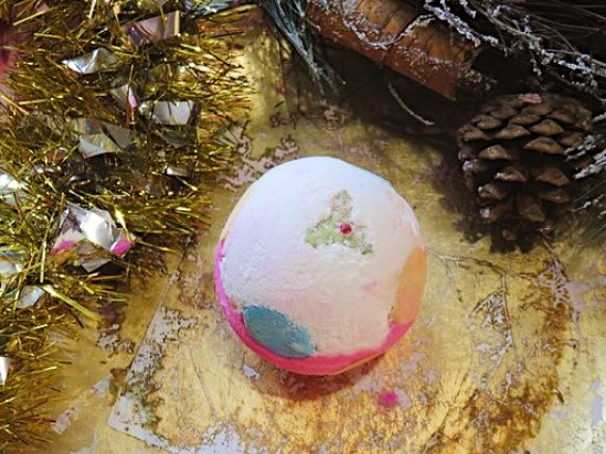 Luxury Lush Pud - Lush Christmas