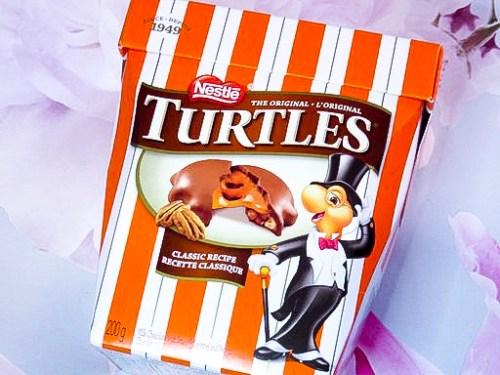 Nestle Turtles - American Sweets