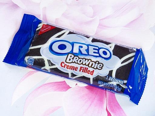 Oreo Brownie - American sweets