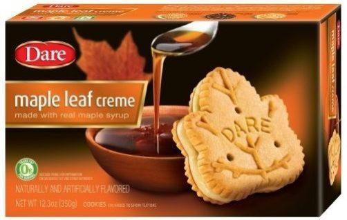 Maple cookies - American sweets