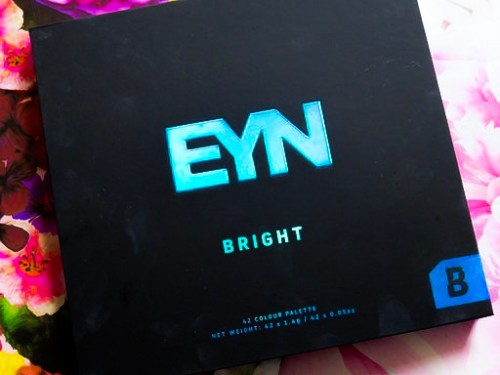 Beauty Bay EYN Bright 42 Colour Palette