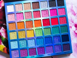 Beauty Bay EYN Bright 42 Colour Palette Review