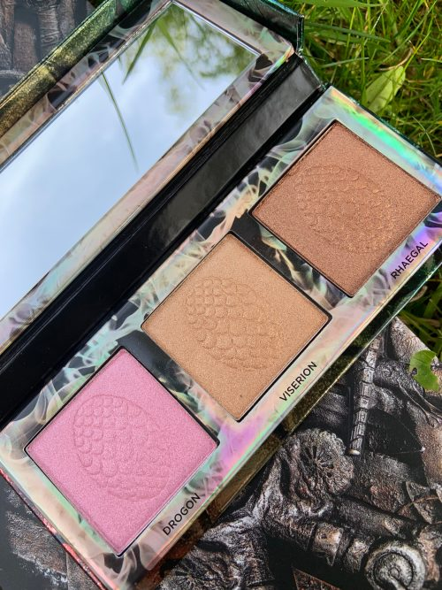 Mother of Dragons Highlighter Palette - Urban Decay Game of Thrones