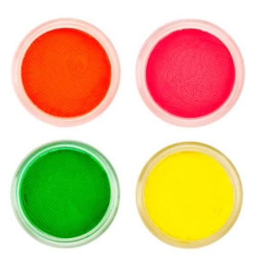 Neon Pigments - summer makeup wishlist