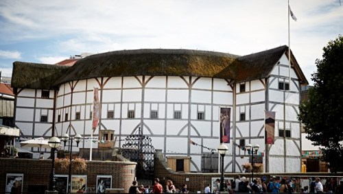 Shakespeares globe London bucket list