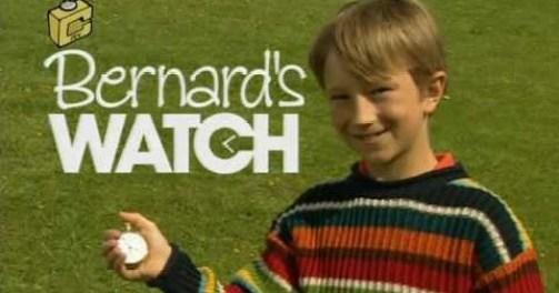 bernards watch childhood tv shows