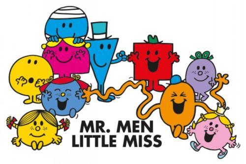 Mr Men Books
