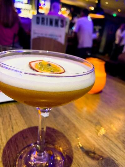 Pornstar Martini - summer cocktail