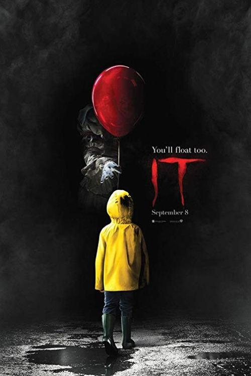 IT - Movies to watch this Halloween