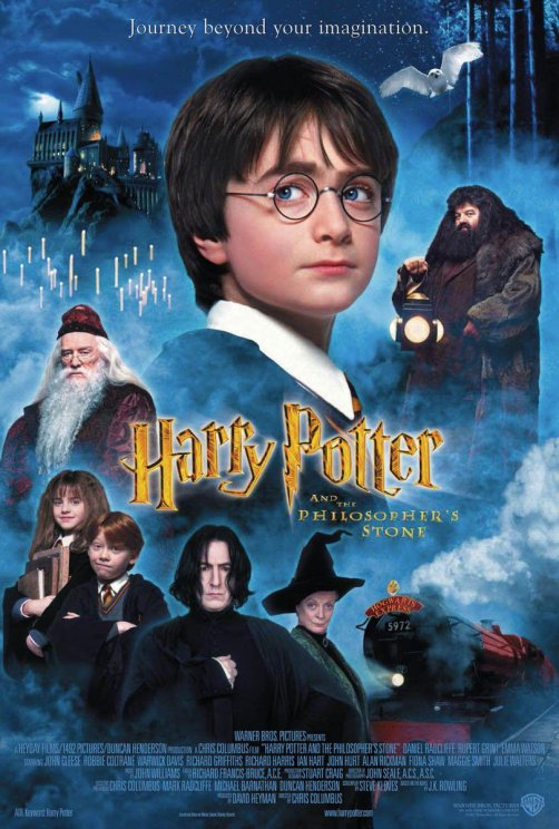 Harry Potter - Movies to watch this Halloween