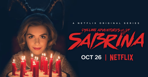 Chilling-Adventures-of-Sabrina Stranger Things - Shows to watch this autumn