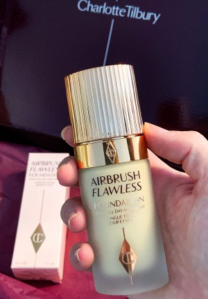 Charlotte Tilbury Airbrush Flawless Foundation Review