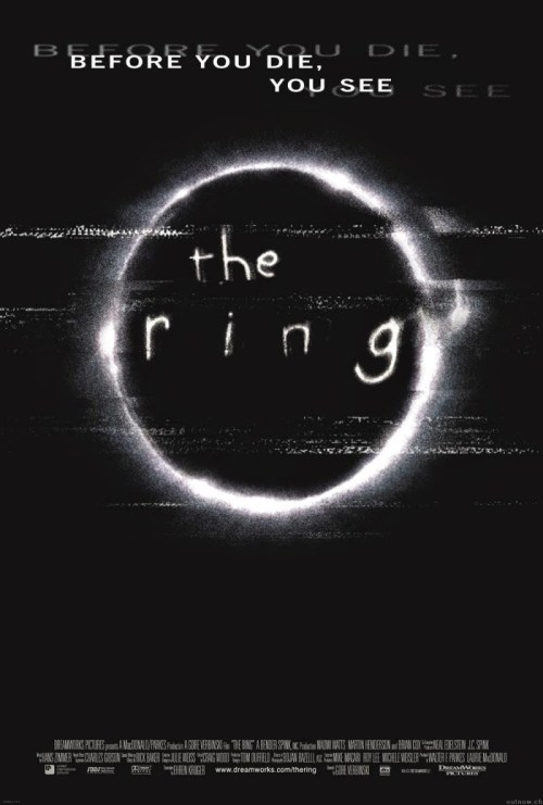 The Ring - Movies to watch this Halloween
