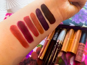 Top 6 Autumn Lipsticks