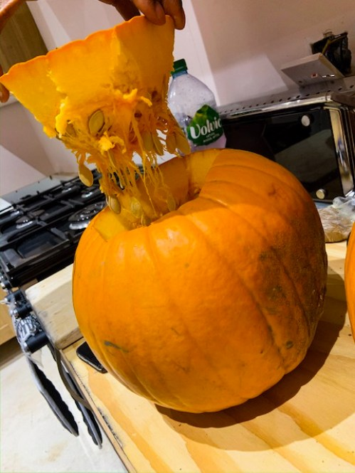 Pumpkin Carving 2019