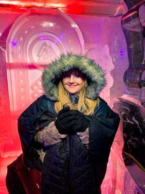 London Ice Bar Experience