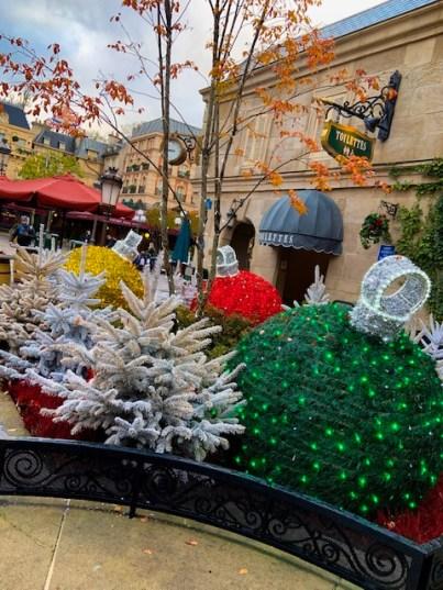 Christmas at Disneyland Paris