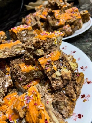 Terry's Chocolate Orange Rocky Road