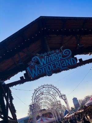 Hyde Park Winter Wonderland 2019