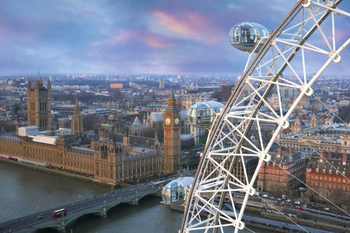 London Eye - Date Night ideas in London