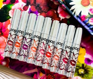 Pop Beauty Permanent Pout Lipsticks Review